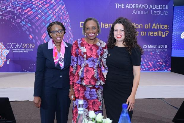 L'Afrique à l'ère numérique : mythe médiatique ou réalité ? Réponse de la conférence annuelle Adebayo Adedeji