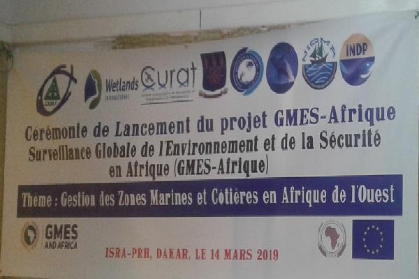 Zones marines et côtières : le Crodt lance le projet Gmes pour une gestion plus efficace