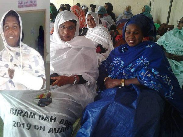 Mauritanie : la bravoure des femmes au sein d'IRA-Mauritanie magnifiée