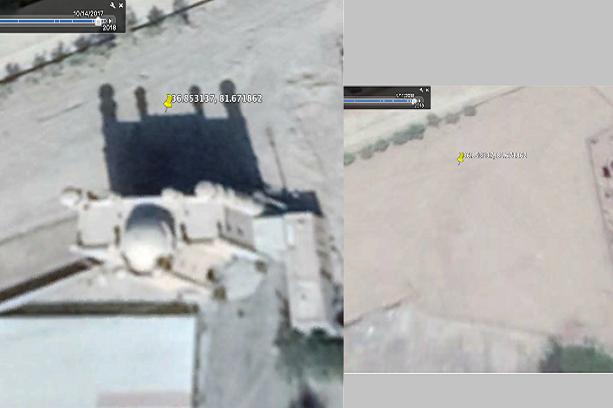 Islamophobie ? La Chine rase plusieurs grandes mosquées en région ouïgoure, en témoignent des images satellites