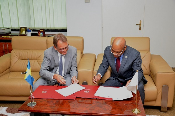 Coopération :signature conjointe entre  la CEDEAO et la Suède d'un mémorandum sur la transformation forestière et le climat en Afrique de l'Ouest