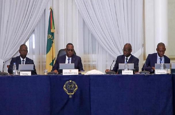 Conseil des ministres du 24 avril 2019 : les nominations du président Macky Sall