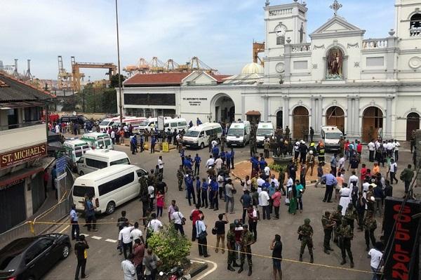 Sri Lanka : une série d'explosion dans plusieurs églises et hôtels fait 137 morts et plus de 160 blessés
