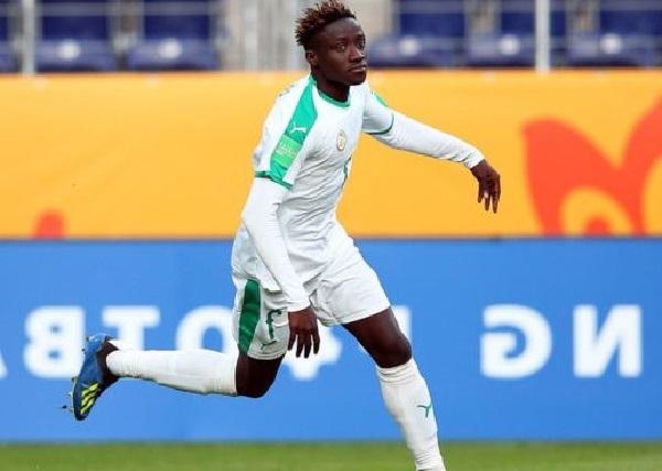 Un fast track sportif ! Amadou Sagna marque en mondial des U20 de football le but le plus rapide en coupe du monde