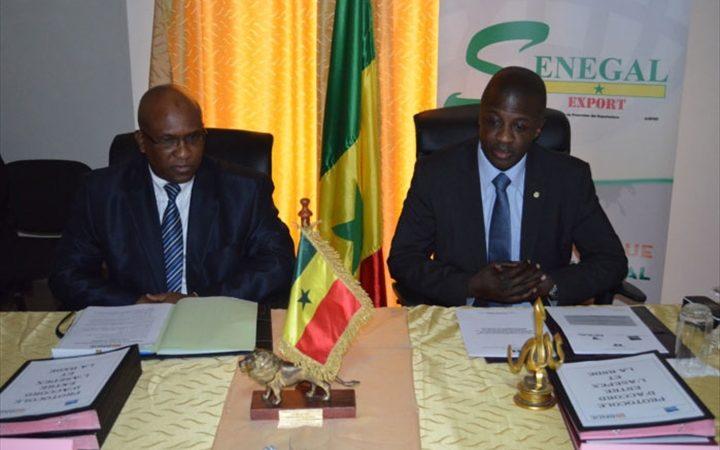 Exposition internationale Horticole de Beijing 2019 : Le Sénégal représenté par le Dg de l'ASEPEX