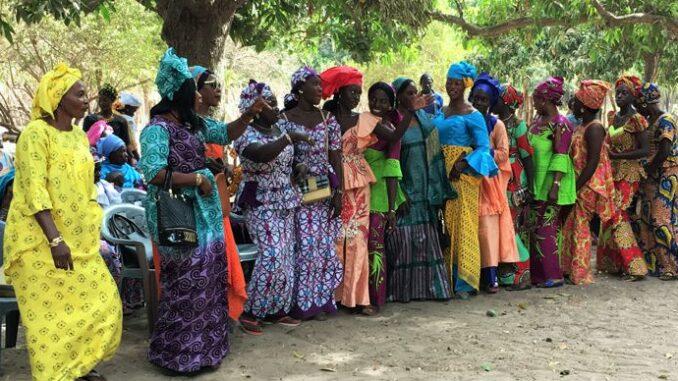 Casamance : La convention financée par Manos Unidas et la coopération espagnole au Sénégal a déjà commencé