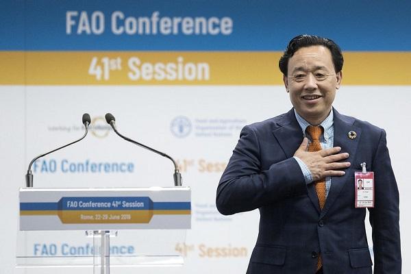 FAO : le nouveau Directeur Général décline ses priorités et actions ciblées