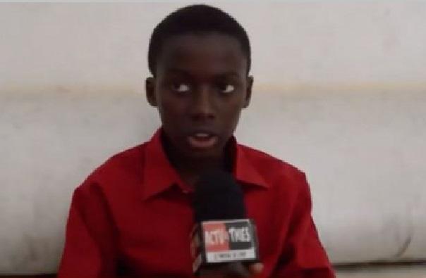 Education : plus jeune bachelier du Sénégal, Amadou veut devenir médecin