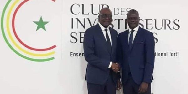 Economie/Secteur Privé : le Dr Abdourahmane Diouf porté à la tête de la direction du Club des Investisseurs du Sénégal