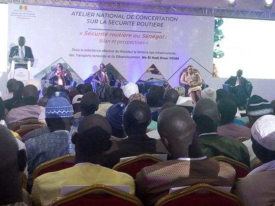 SÉCURITÉ ROUTIÈRE :  44 % des véhicules circulent à Dakar sans visite technique