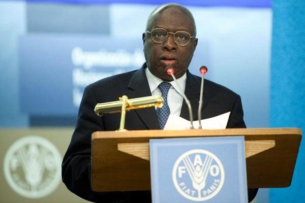 Nécrologie : Jacques Diouf, ancien secrétaire général de la FAO, est décédé à l'âge de 81 ans