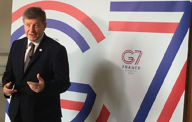 Le défi de l'égalité sur le lieu de travail : le BIT salue la décision de placer le combat contre les inégalités au cœur du sommet du G7