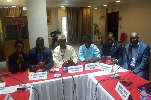 CEDEAO : ECONEC organise sa 6eme assemblée générale et un symposium international sur l'inclusivité politique à Abuja