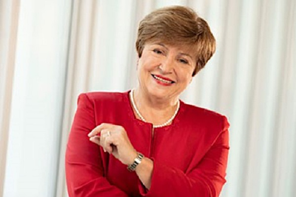 Kristalina Georgieva nouvelle directrice générale du FMI : le Togo dans l'espoir d'une collaboration fructueuse pour à l'atteinte des ODD sur le continent africain