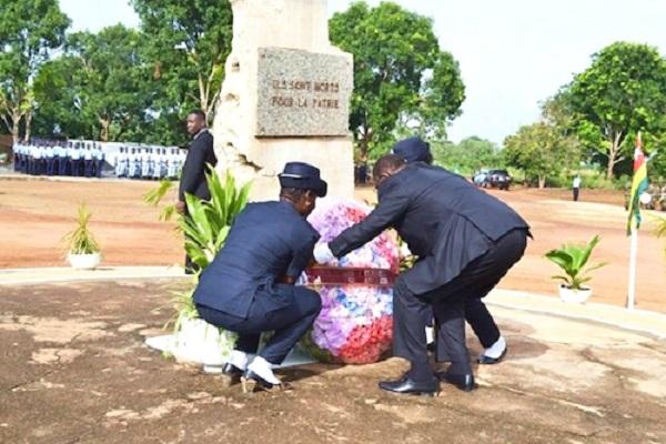 23 septembre : le Togo a rendu hommage à ses martyrs tués par un commando
