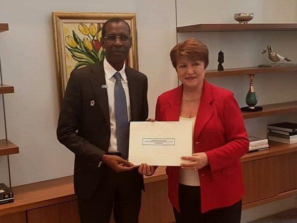 La Directrice générale du FMI en Afrique : Mme Kristalina Georgieva réserve sa première visite africaine au Sénégal