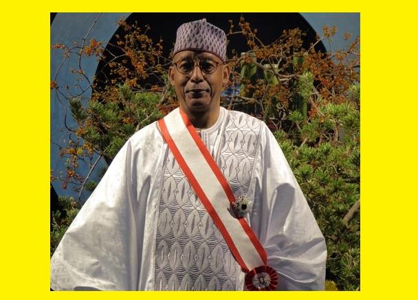 L'Afrique honorée : Dr Ibrahim Mayaki reçoit la plus haute distinction du Japon de la part de l'Empereur Naruhito