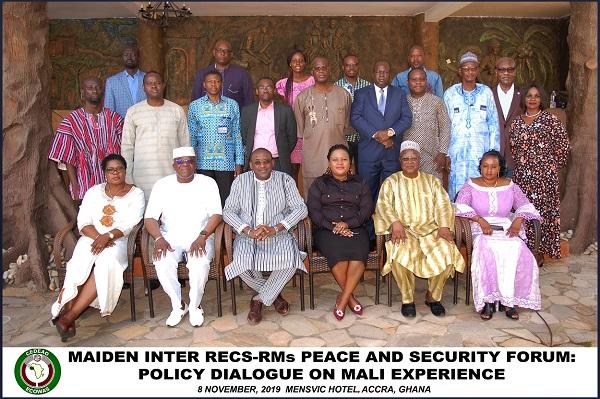Mali : des experts en paix et sécurité recommandent vivement au gouvernement de se concentrer sur le dialogue national et la réconciliation inclusive