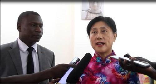 Journée de l'institut Confucius : Promotion de l'enseignement du chinois au Sénégal