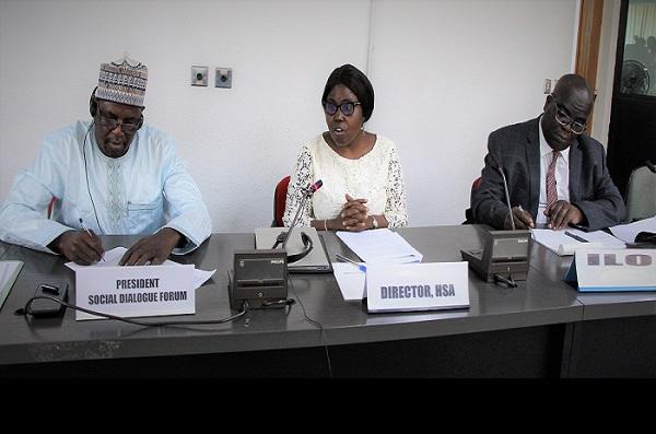 CEDEAO : cloture hier à Abuja d'un forum de deux jours sur le dialogue social organisé par la Commission communautaire