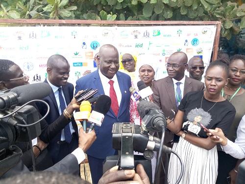 Transition agro- écologique au Sénégal :  Vers la coproduction d'un document de contribution aux politiques nationales