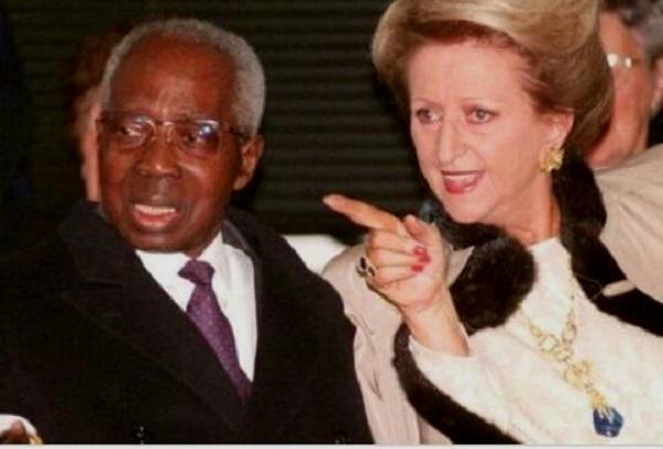 Nécrologie : Colette Senghor, la veuve du premier président du Sénégal Léopold Sédar Senghor s'est éteinte à l'âge de 94 ans
