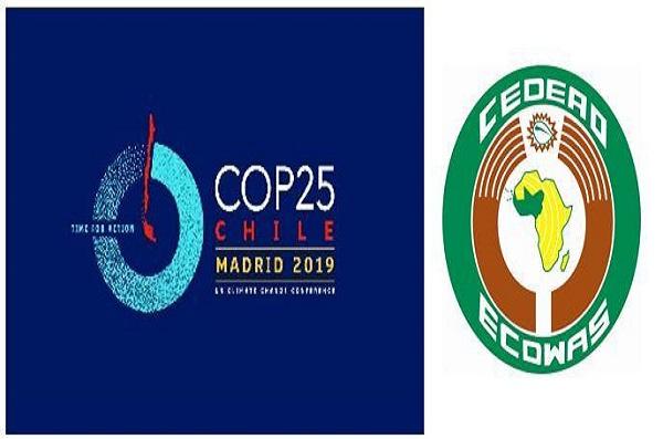 Participation de la CEDEAO à la COP25 : l'Afrique de l'ouest compte présenter ses chantiers structurants dans la mise en œuvre de l'Accord de Paris