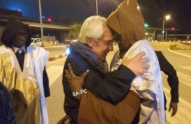 Le président Jean Marc Pelenc n'a pas tenté d'entrée en Mauritanie sans visa