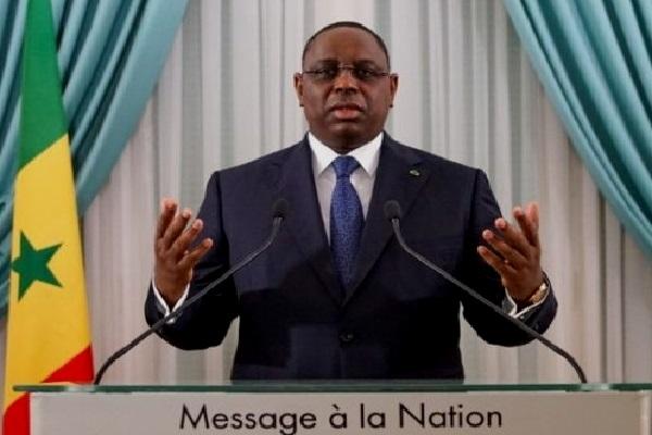 Etat d'urgence et autres mesures annoncées : le discours intégral du Président Macky Sall