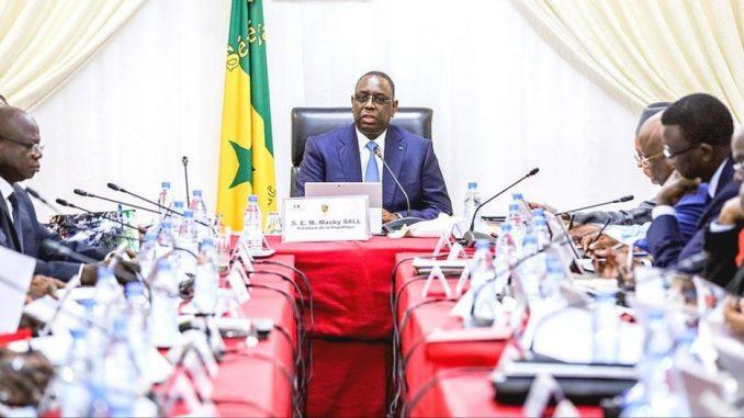 Budgets programmes :  Le Chef de l'Etat rappelle l'entrée en vigueur en 2020
