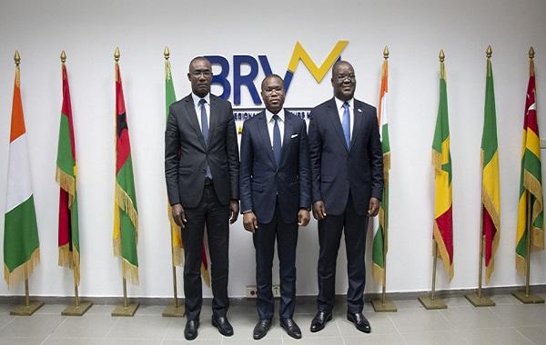 Le président du conseil des ministres de l'UEMOA en visite à  la BRVM: Romuald Wadagni apprécie la qualité des infrastructures