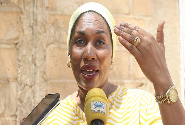 Financement des femmes à Louga: Fatoumata Bintou Rassoul Diallo réplique à Ndèye Sally Diop Dieng ministre de la Femme, de la Famille et du Genre.