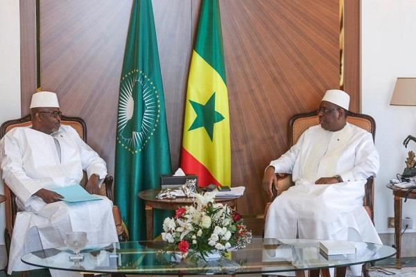 Le Médiateur de la République, Maître Alioune Badara Cisse, a été reçu hier vendredi 27 mars 2020 par le Chef de l'Etat Macky Sall