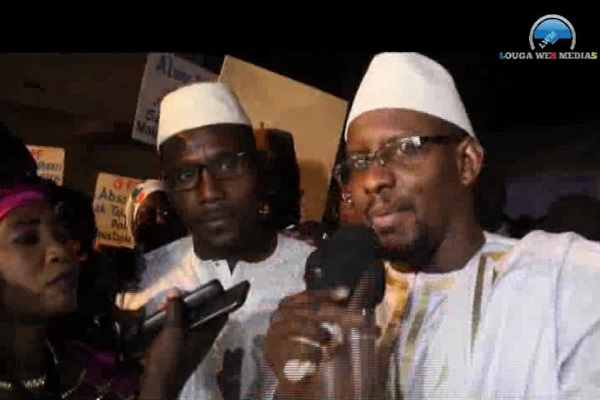 Louga : Maire Moustapha Diop en tournée économique et politique dans la commune
