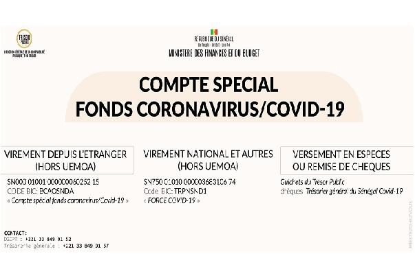 Force COVID -19 : acteurs de l'économie informelle « débrouillez vous » !