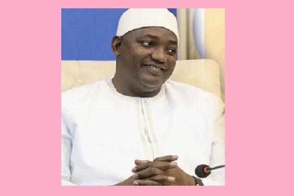 Gambie : Adama Barrow solidifie les liens avec le Sénégal  épousant Kumba Leyti Ka une lougatoise comme troisième femme