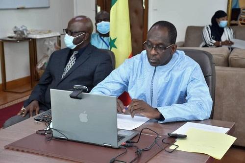 Riposte à la Covid-19 :  Le Sénégal appelle à la solidarité internationale pour mettre un terme à la pandémie