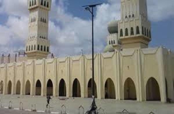 Réouverture des lieux de culte : la  Mosquée Omarienne de Dakar garde ses portes fermées