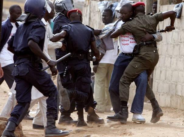 Louga : les étudiants très remontés contre le conseil départemental et la mairie