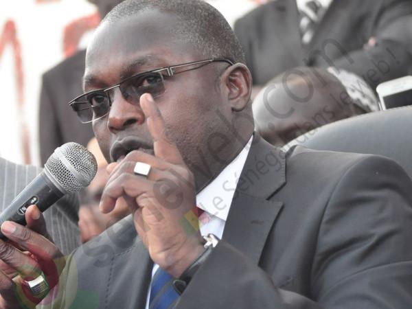 Oumar Guèye, ministre de la pêche :  « Le Sénégal perd 250 milliards par an du fait de cette pêche illicite »