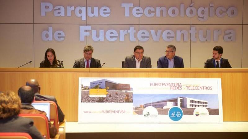 Télécommunications : Fuerteventura capitale du monde, Sénégal représentant de la sous-région ouest africaine