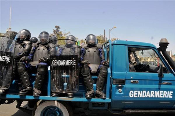 Fausse alerte à la bombe au siège de BOA : Les gendarmes en nombre impessionnant aux Almadies