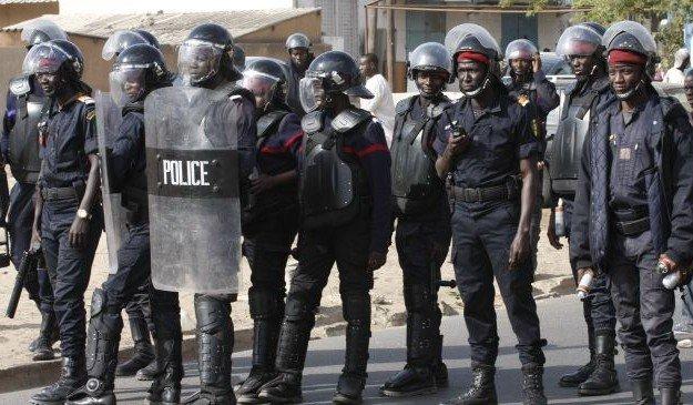 Manifestation dispersée par les forces de l'ordre : le FRN proteste et exige la libération de ses membres