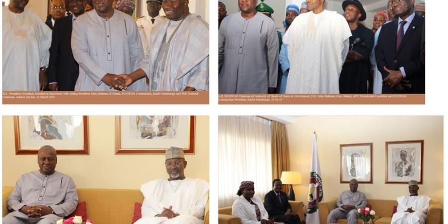 Nigéria : Le président en exercice de la CEDEAO appelle à des élections pacifiques
