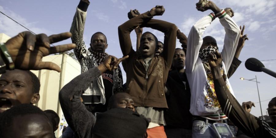 Pikine : Manif des travailleurs municipaux, ils dénoncent entre autres leurs mauvaises conditions de travail et réclament leurs arriérés de salaire