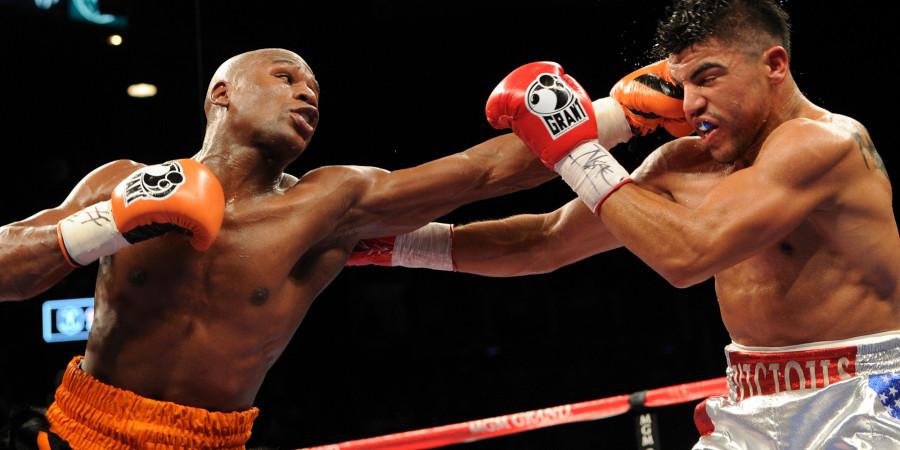 Boxe : Le combat le plus rémunéré vire à l'avantage de l'américain Floyd Mayweather