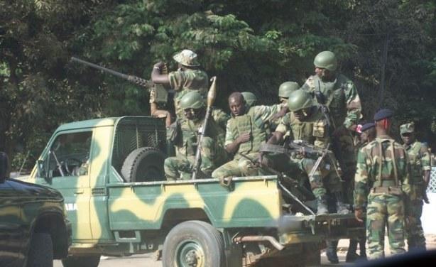 Abdoulaye Baldé avertit : «Attaquer militairement la Gambie pourrait causer des dégâts collatéraux …»