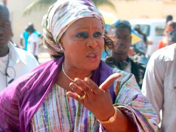 Le placement sous contrôle judiciaire de Mme Aïda Ndiongue fait toujours débat