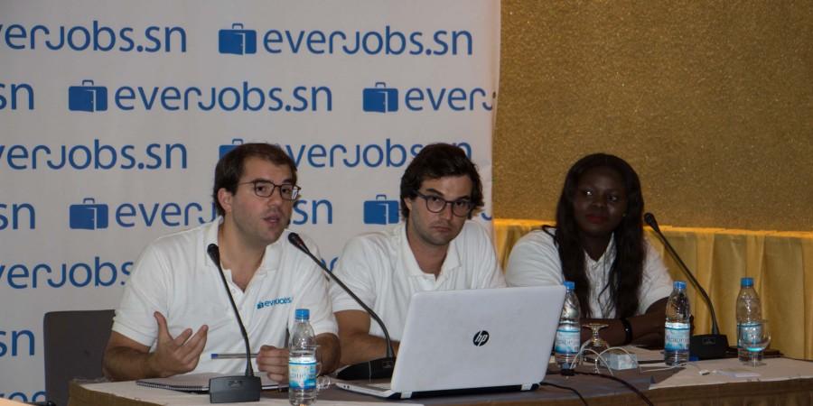 Marché sénégalais de l'Emploi : Une lueur d'espoir dénommée Everjobs