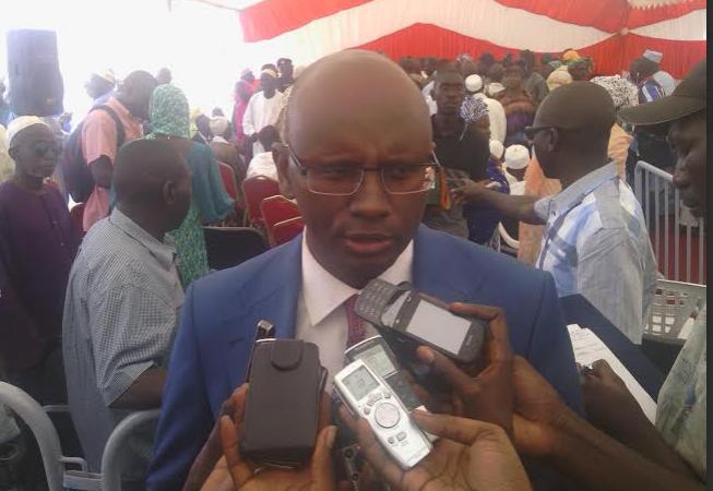 Coup gueule du maire Moussa Sy contre les agissements des autorités étatiques